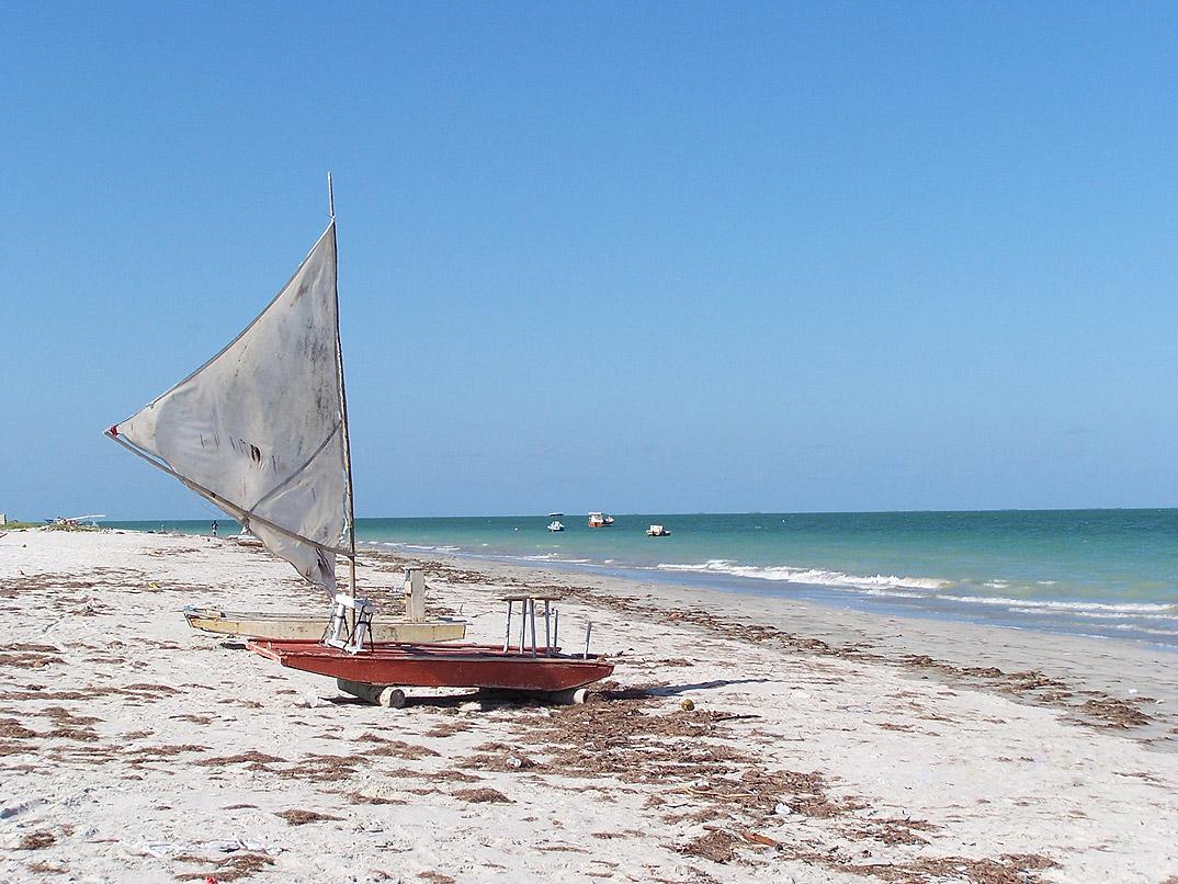 Praia de Itamaracá(Ilha de Itamaracá) - Goiana - Pernambuco - por Rui-jr