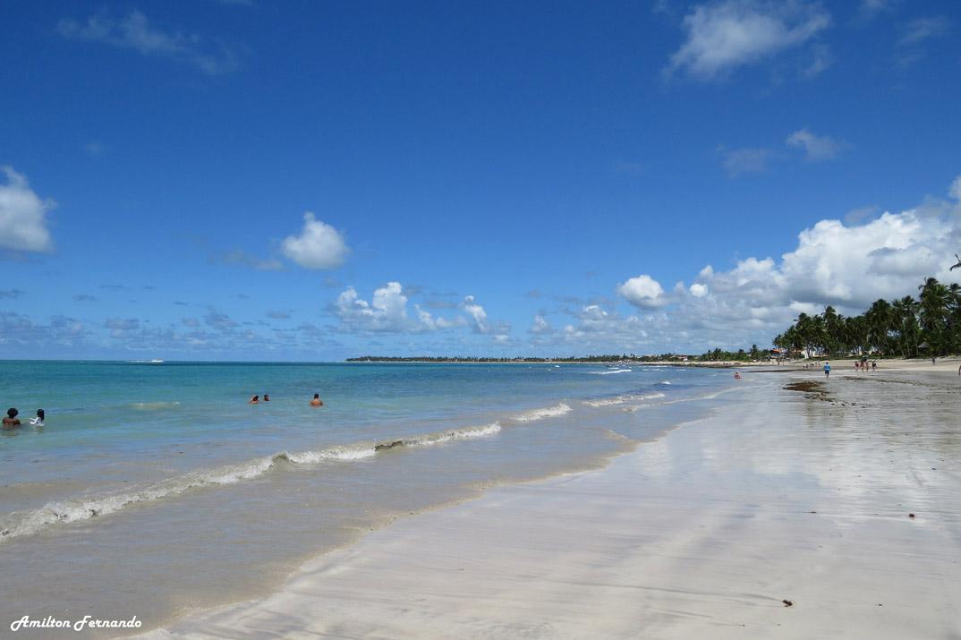 Praia de Tamandaré - Tamandaré - Pernambuco - por Amilton-Fernando