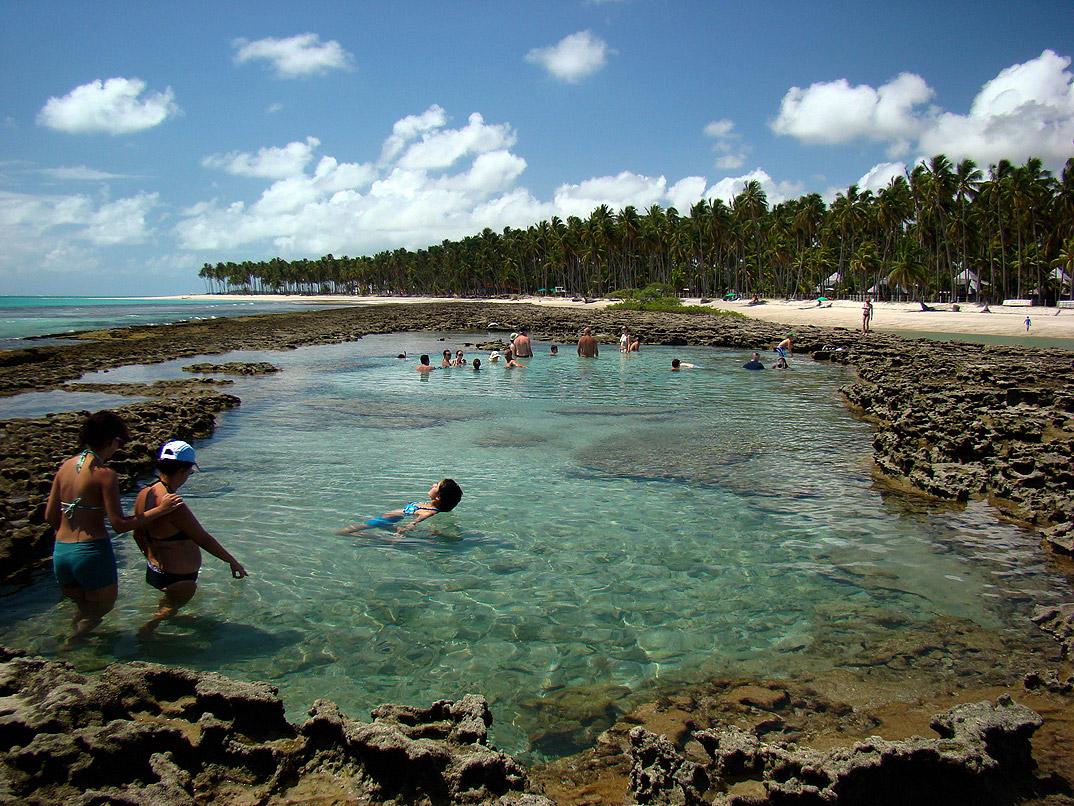 Praia dos Carneiros - Tamandaré - Pernambuco - por Jorge-Y-Yazawa