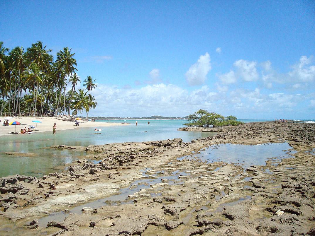 Praia dos Carneiros - Tamandaré - Pernambuco - por Luna-Mario