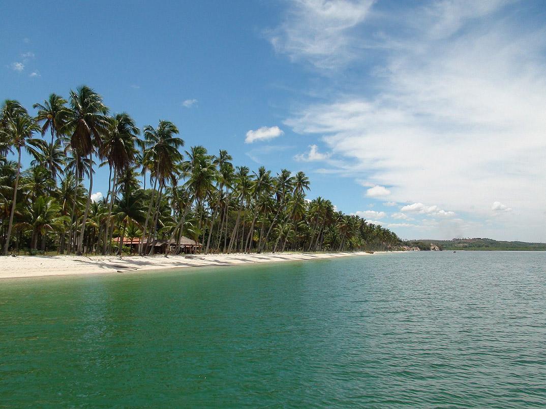 Praia dos Carneiros - Tamandaré - Pernambuco - por Praia dos Carneiros - Tamandaré - Pernambuco