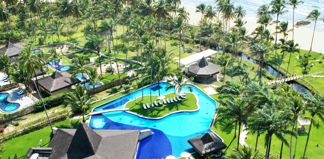 melhores resorts do brasil praias