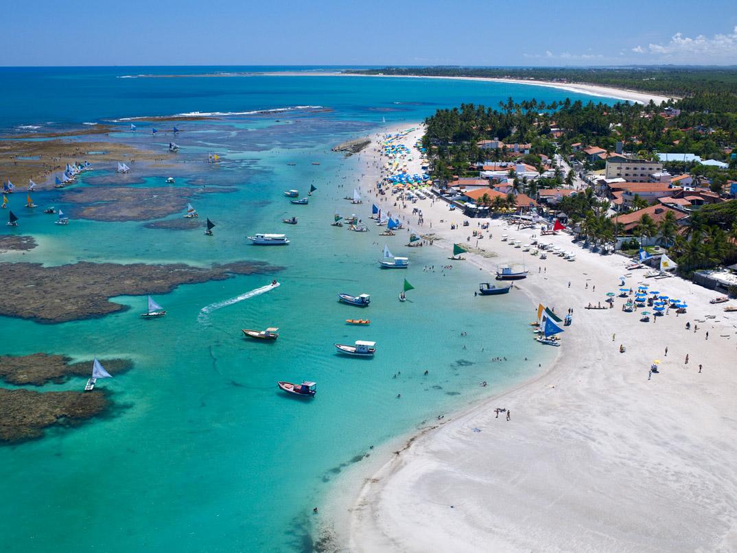 Praia de Porto de Galinhas - Ipojuca - Pernambuco - por petour