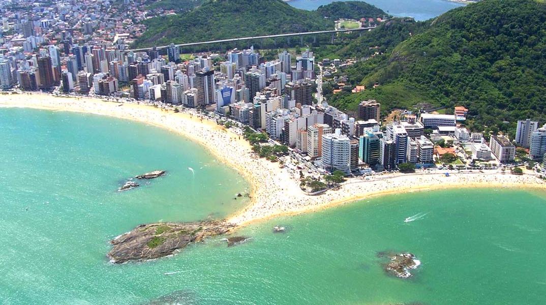 Praia da Costa – Vila Velha - Espírito Santo