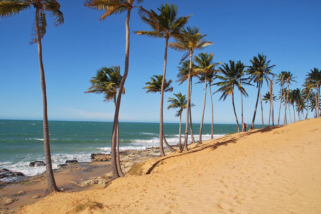 Praia da Lagoinha - Paraipaba - Ceará - por AlbeZani