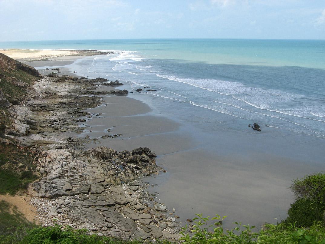 Praia de Jericoacoara - Ceará - por AQS76