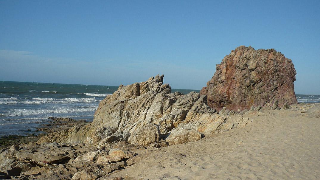 Praia de Jericoacoara - Ceará - por Cleiton-Alves