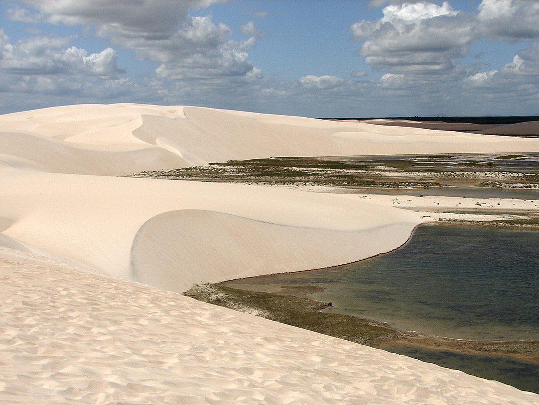 Praia de Jericoacoara - Ceará - por Luiz-Marcelo