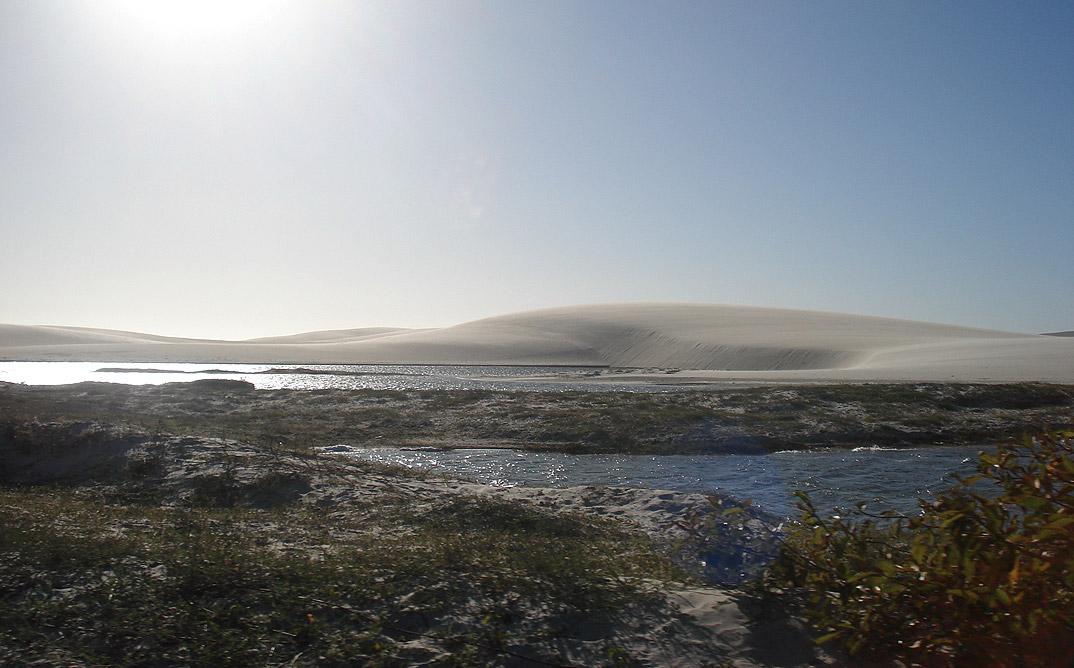 Praia de Jericoacoara - Ceará - por milamail80