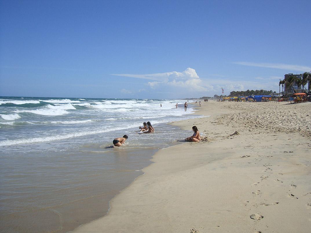 Praia do Futuro - Fortaleza - Ceara - por Carlos-A-Serafim