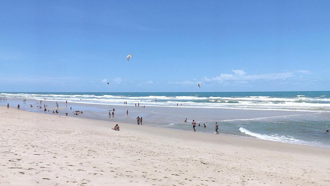 Praia do Futuro - Fortaleza - Ceara - por  Johnsons-Santos