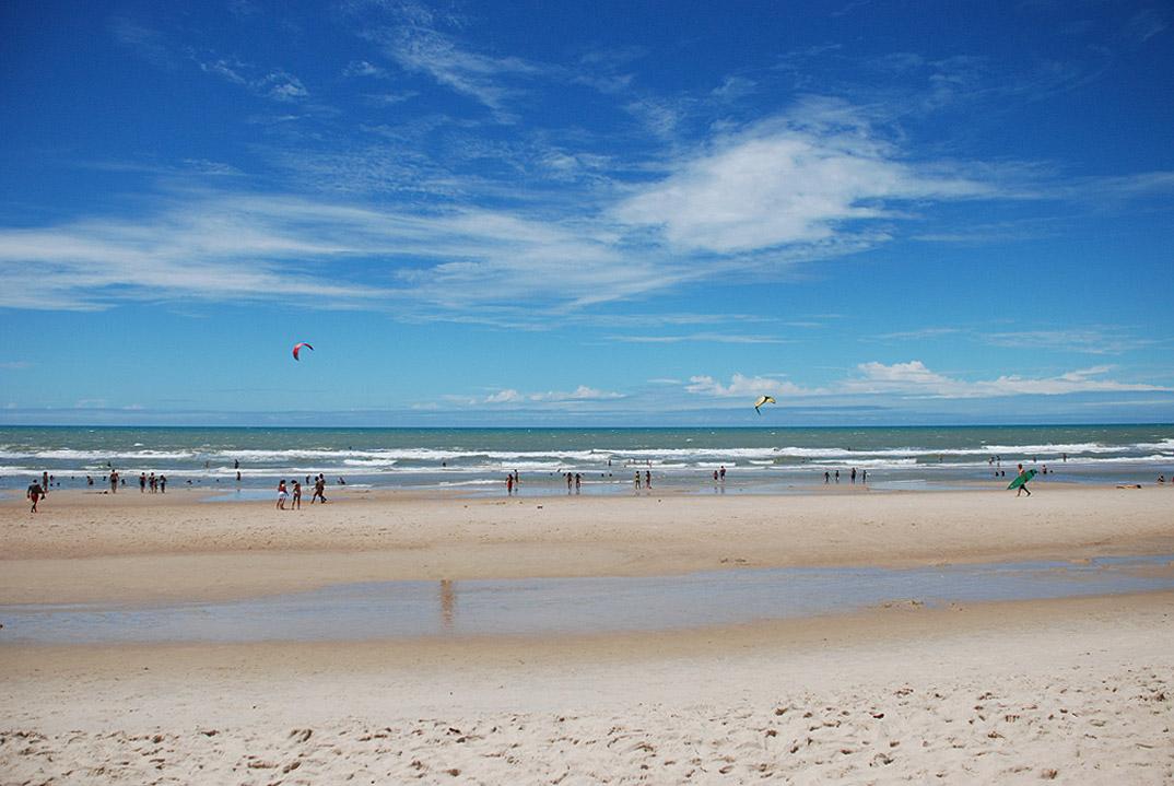 Praia do Futuro - Fortaleza - Ceara - por  Lamorim