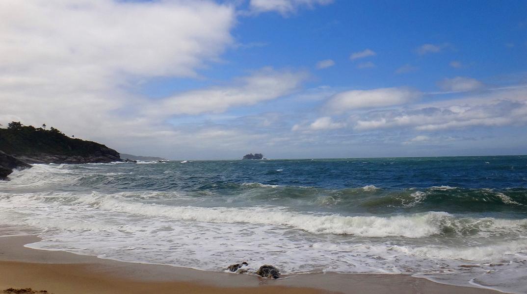 Praia de Gonzaga - Santos