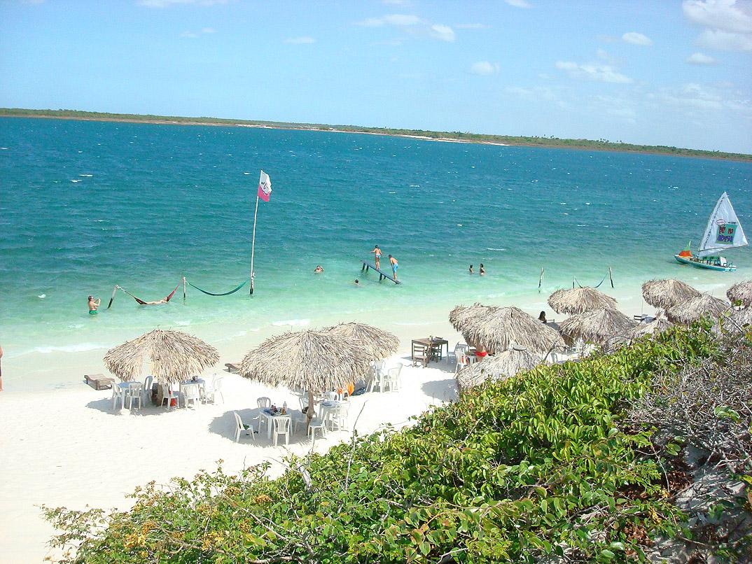 Praia Lagoa Azul - Jericoacoara - Ceará - por Elias-Jr