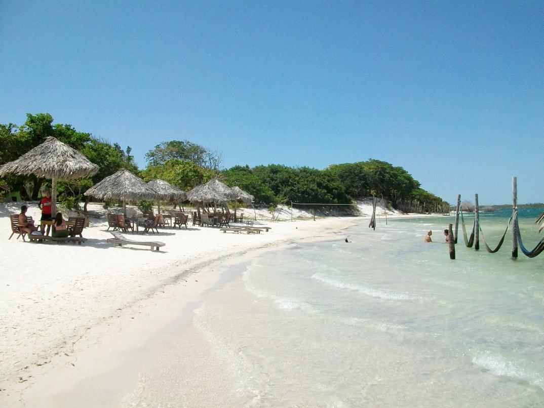 Praia Lagoa Azul - Jericoacoara - Ceará - por Marilia-Boos