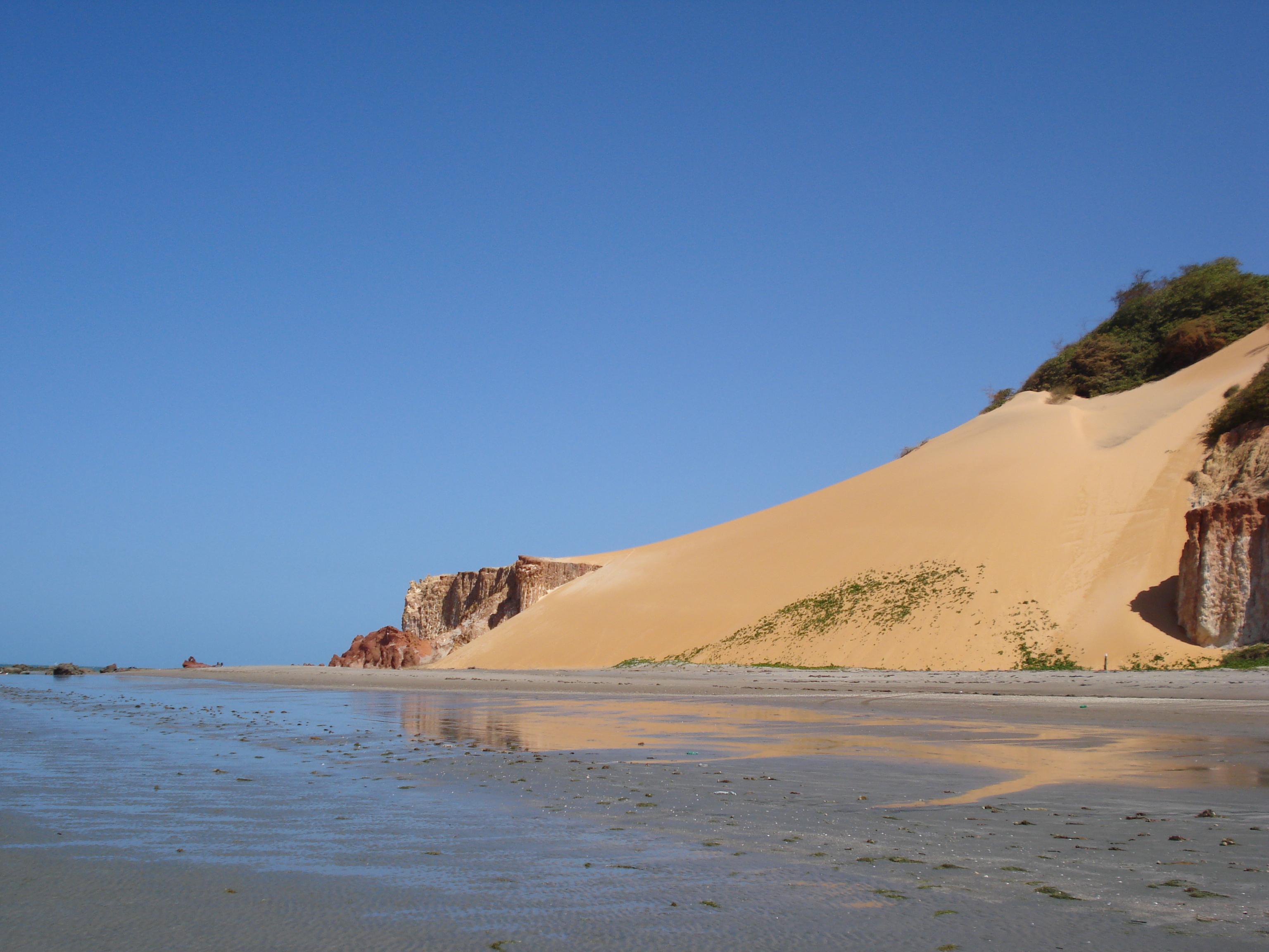 Praia Ponta Grossa - Icapuí - Ceará - por boneccher