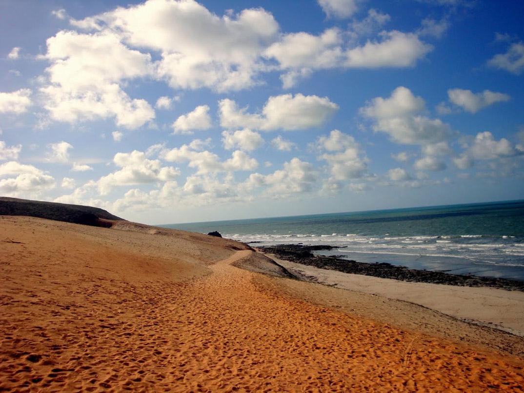 Praias de Camucim - Ceará - por Cassiano-Oliveira