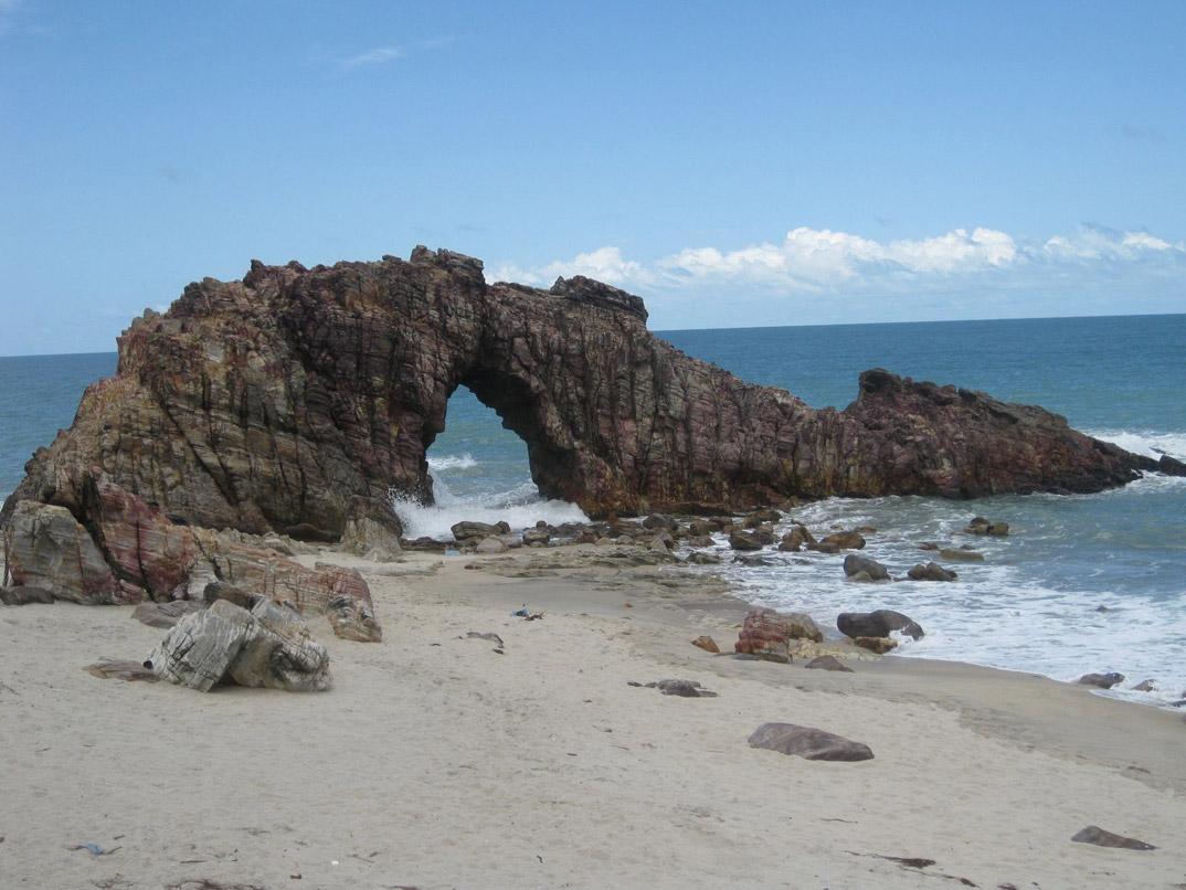 Praias de Camucim - Ceará - por omer