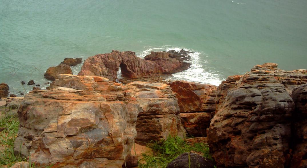 Praias de Camucim - Ceará - por shemaiah