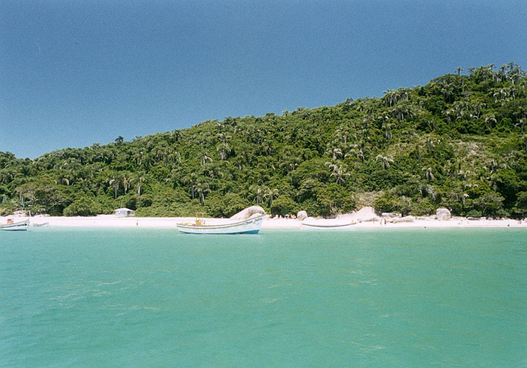 Ilha do Campeche - SC - por nilberto-medina