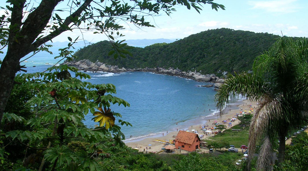 Praia da Tainha - Bombinhas - por Carlos-Colonetti-Neto