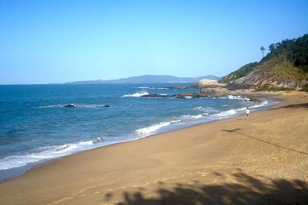 Praia do Estaleiro - SC - por Walter-Antonio-Livramento