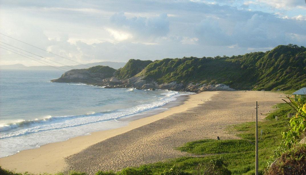 Praia do Pinho - SC - por Marcelo-Venturi