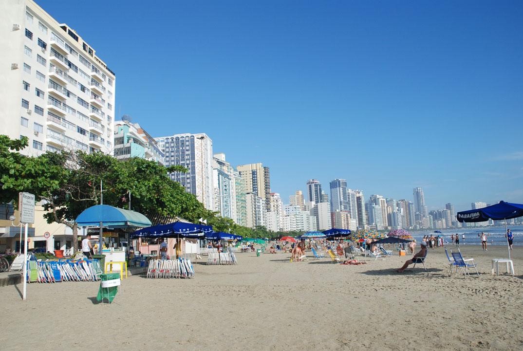 Praias de Balneário Camburiu – SC - por Carlos-Ruiz-Badilla
