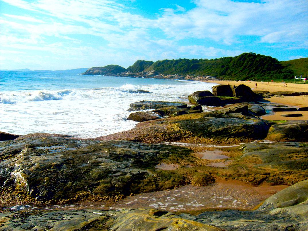 Praias de Balneário Camburiu – SC - por Marcelo-Venturi