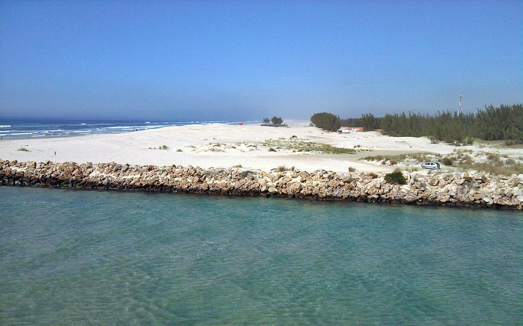 Praias de Farol de Santa Marta - por Valdomiro-Stappazzoli