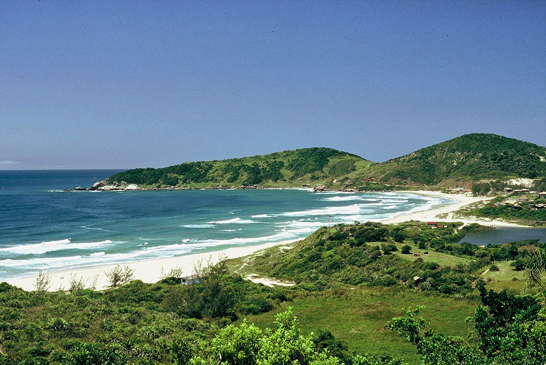 Praias de Garopaba - por Marcio-Nascimento