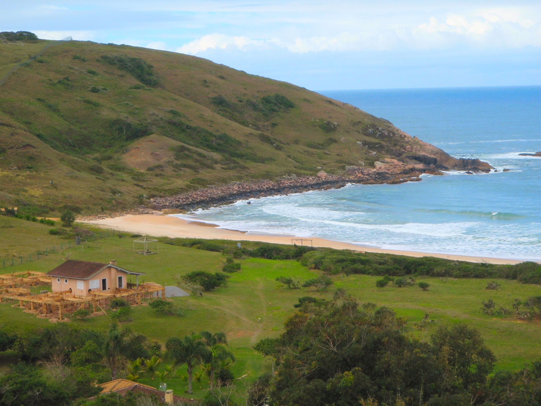 Praias de Garopaba - por ivopapagaio