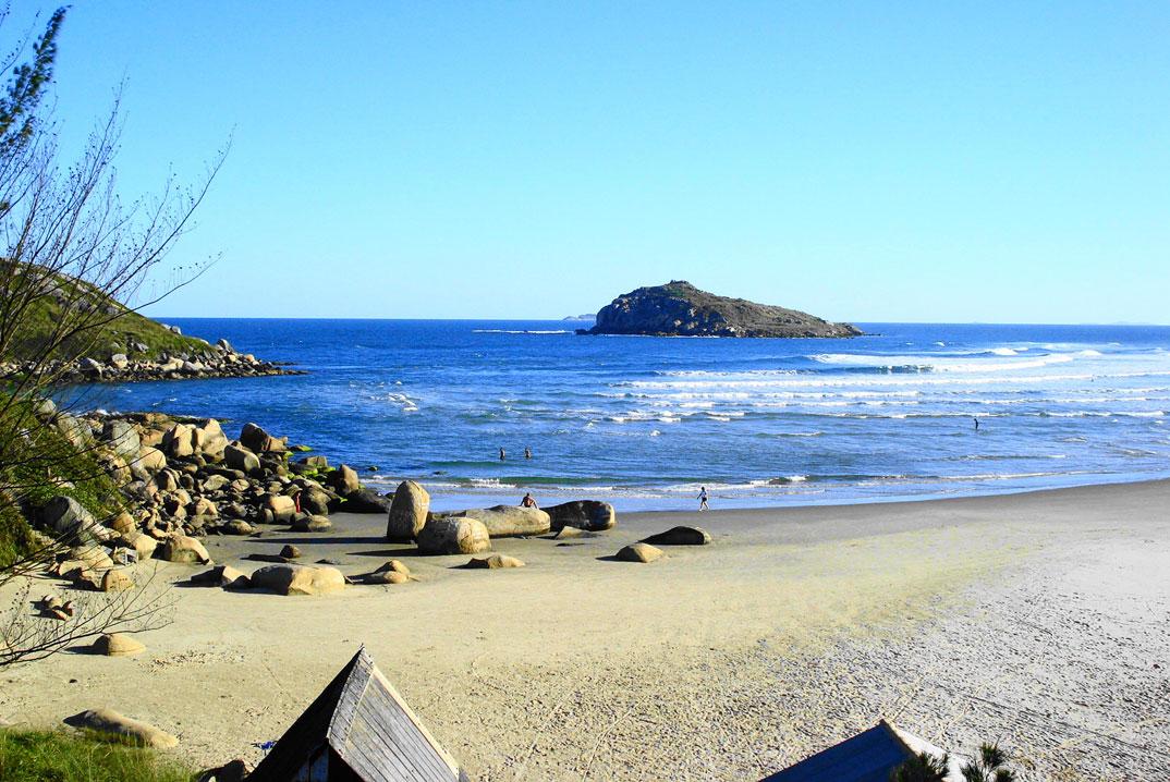 Praias de Imbituba - por Antonio-Joao