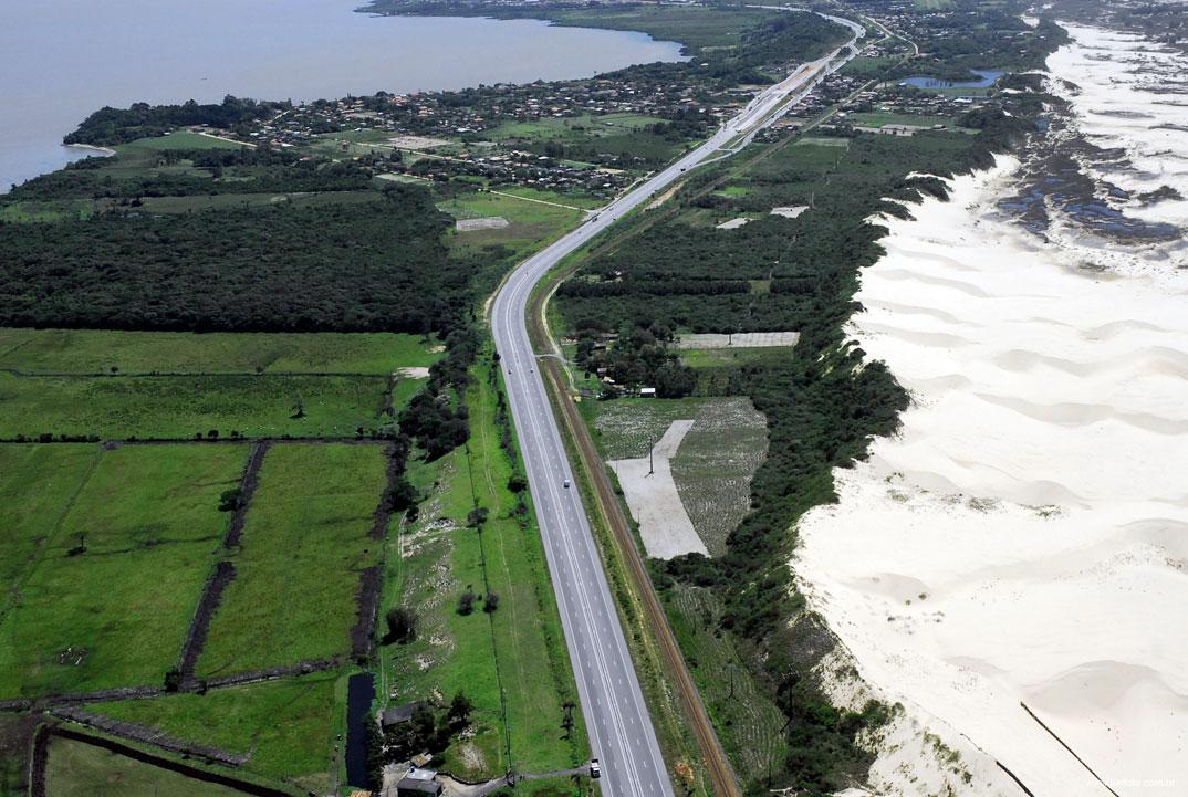 Praias de Imbituba - por PACM-BR101-SCRS_Florianopolis-Osorio