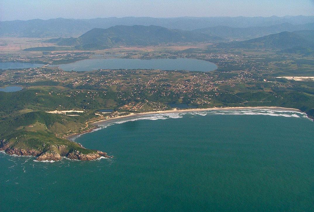 Praias de Imbituba - por gibatrike
