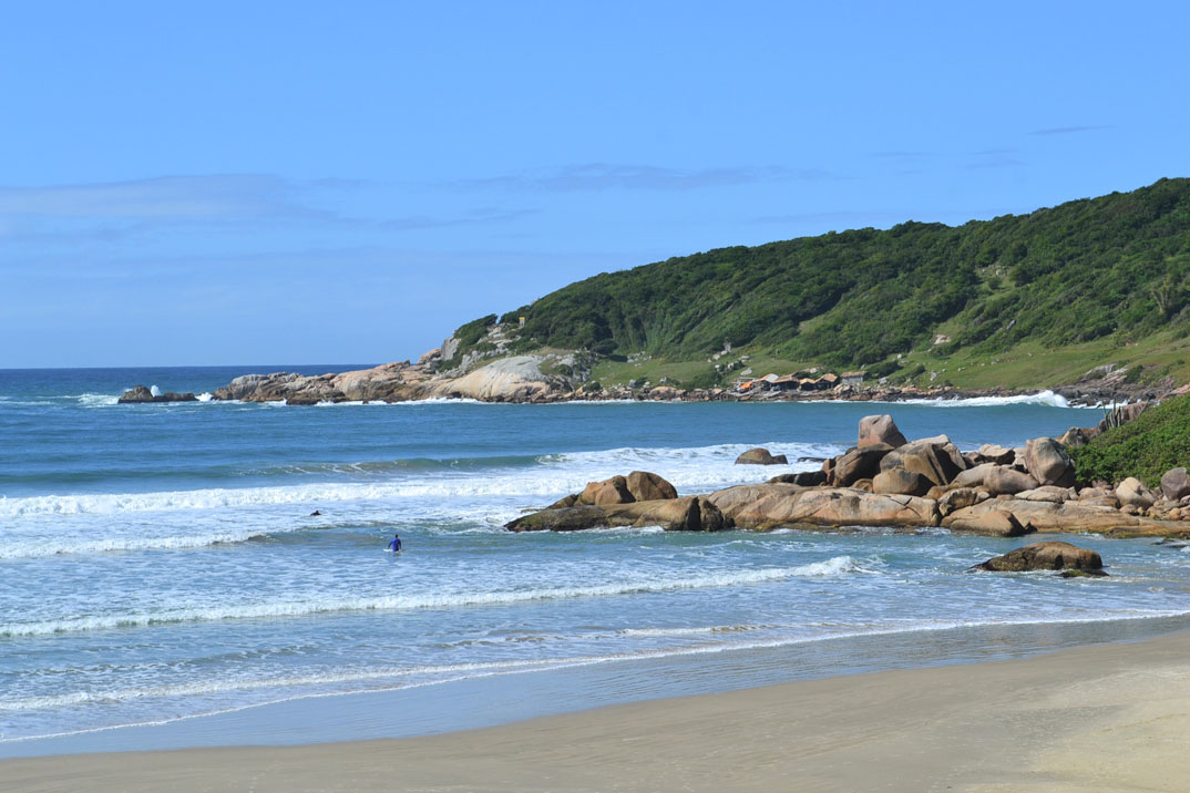 Praias de Imbituba - por zecanozzi