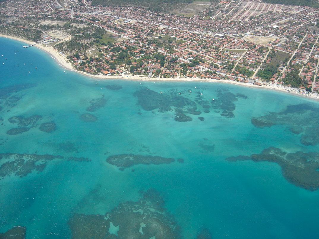 Praias de Tamandaré - Pernambuco - por Giovanni-Souza