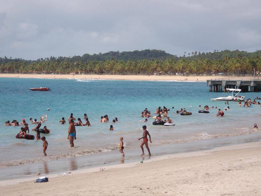 Praias de Tamandaré - Pernambuco - por Paulo-Francisco-dos-Santos-Filho