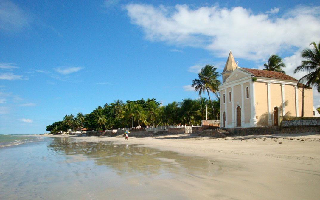 Praias de Tamandaré - Pernambuco - por daniel-machado