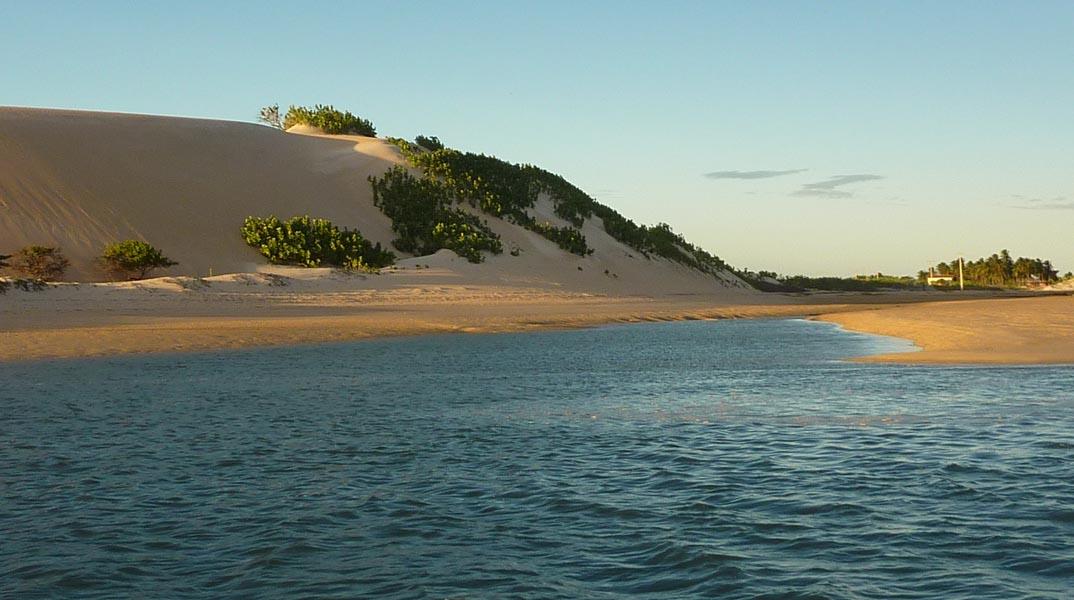 Praias de Natal - Areia