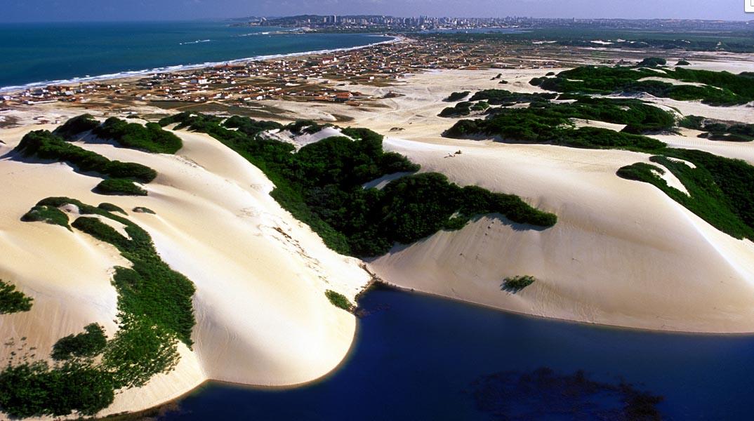 Praias de Natal - Dunas