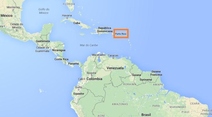Onde Fica Porto Rico